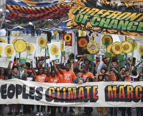 People's Climate March New York