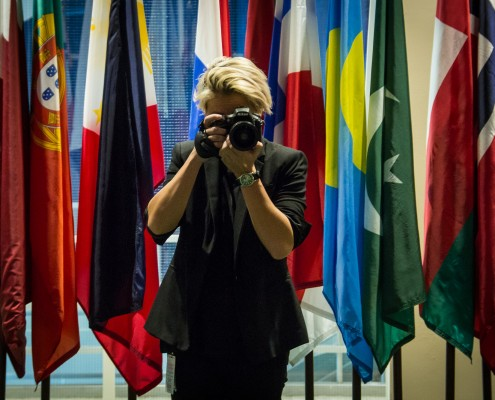 Behind the scenes at the UN climate summit, John Gillespie/ CC BY-SA 2.0