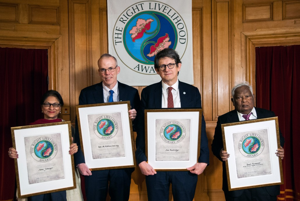 Right Livelihood Award laureates