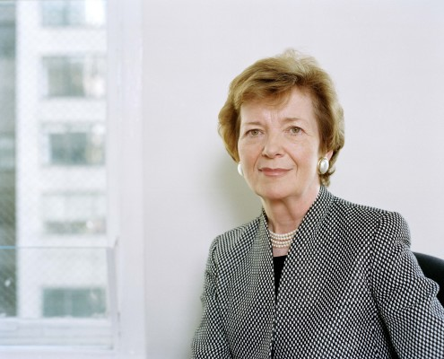 Mary Robinson